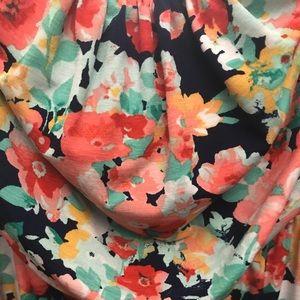 Floral Trixxi maxi dress